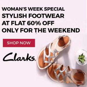 Women's Footwear Flat 50% to 70% off
