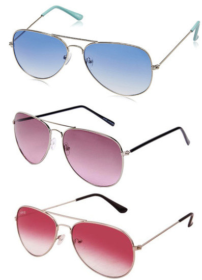 Sunglasses Combo (Pack of 3) Rs.349