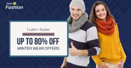 Upto 80% Off On Winter Wear