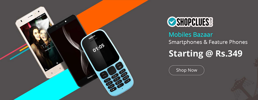 Mobile Bazaar - starts at Rs.349