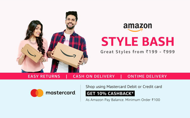 Style Bash : Great Style From Rs.199 -Rs.999