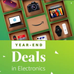 Year end deals on electronics @Amazon
