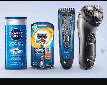 Beauty & Grooming : Upto 30% Off
