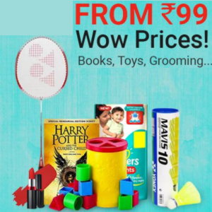 Deals Under Rs.99 on Flipkart