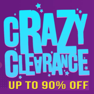 Upto 90% off Clearance Sale @Flipkart