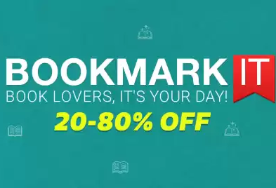 Upto 70% off on Books @Flipkart