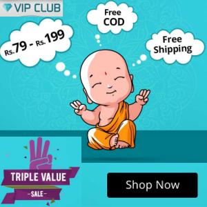 Triple Value Sale