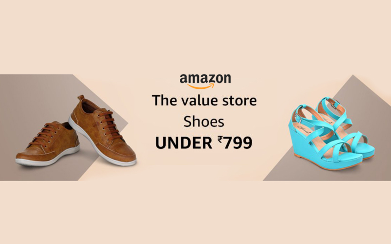 The Value Store - Shoes Under Rs.799
