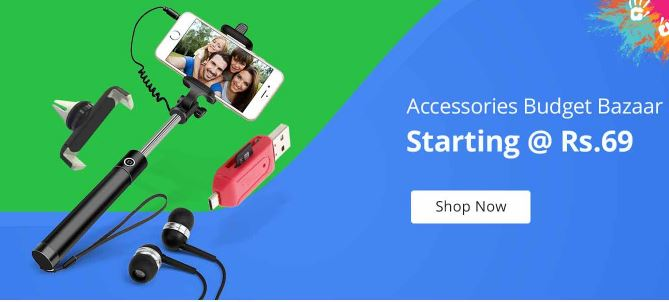 Accessories Budget Bazaar Starting From Rs.69