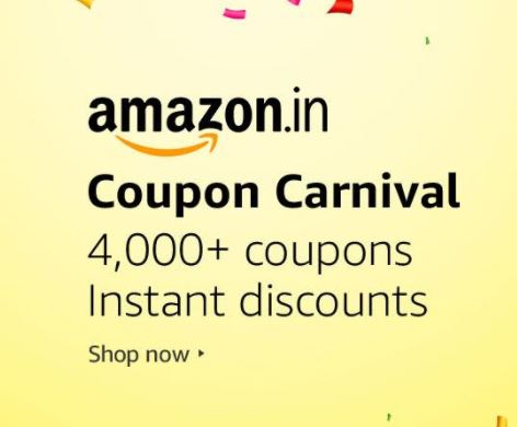 Coupon Carnival | Amazon Coupons