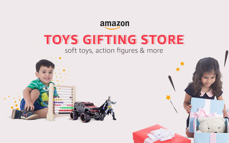 Toys Gifting Store: Upto 60% Off On Toys
