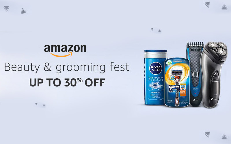 Beaty & Grooming Fest: Upto 30% Off