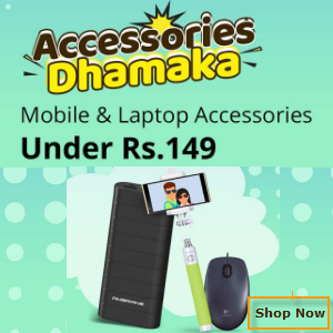 Mobiles & Laptop Accessories Under Rs.149