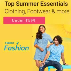 Clothing, Footwear & more Under 599
