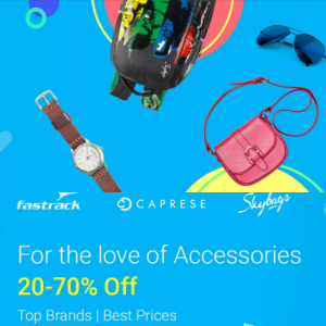 Accessories Day Out 20% - 70% off