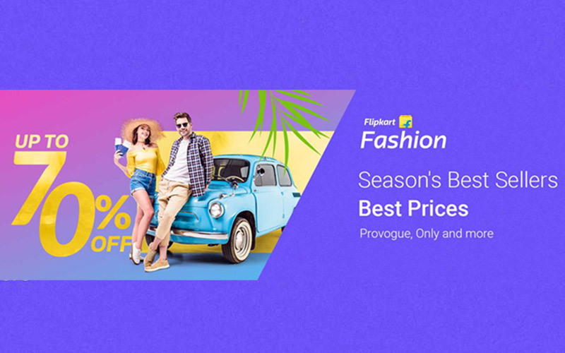 Season's Best Sellers At Flipkart Fashion