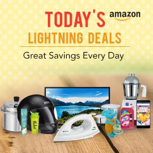 Upto 90% off Deals + 10% Cashback @Amazon