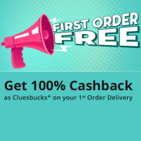 First Order Free @Shopclues