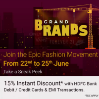 Epic Fashion Movement - 22nd - 25th June