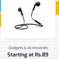 Gadgets & Accessories From Rs.89