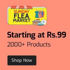 Sunday Flea Market-Shopclues
